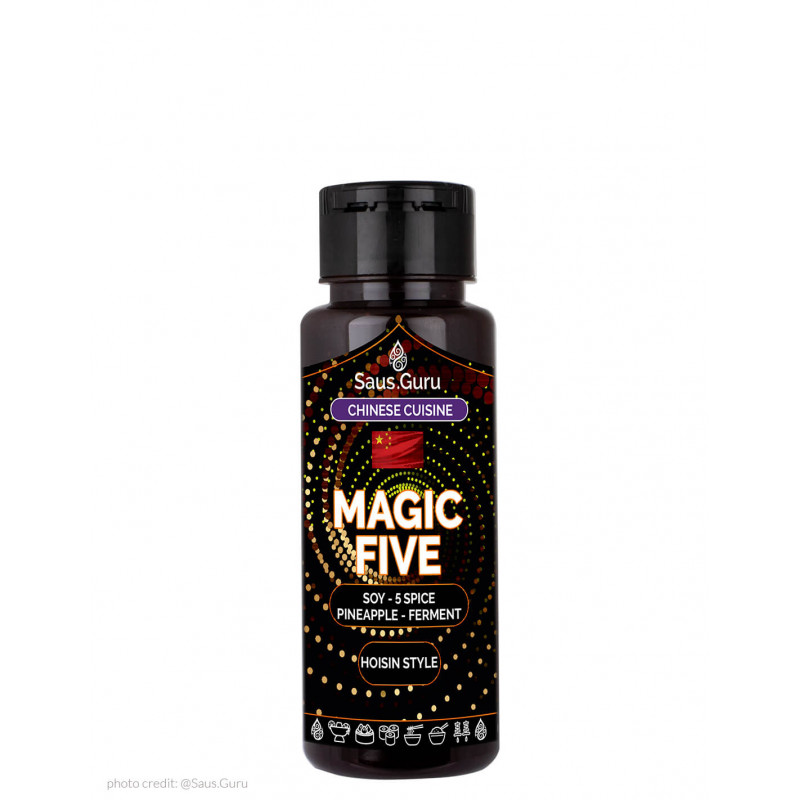 SAUS GURU SOS AZJATYCKI MAGIC FIVE 250ML
